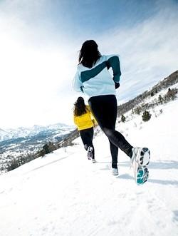 Біг взимку (зимовий біг)