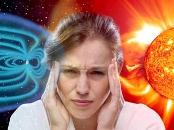 Магнітні бурі: як пережити без шкоди для здоров'я?