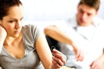 Основні причини розлучень