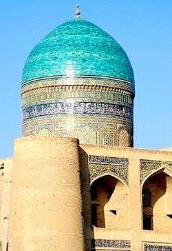 Відпочинок в Узбекистані