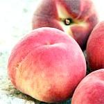користь персика