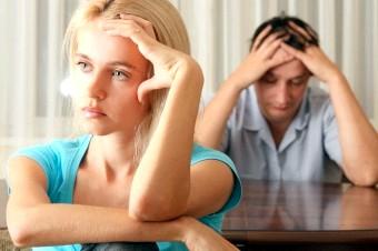 Розлучення під час вагітності - життя триває