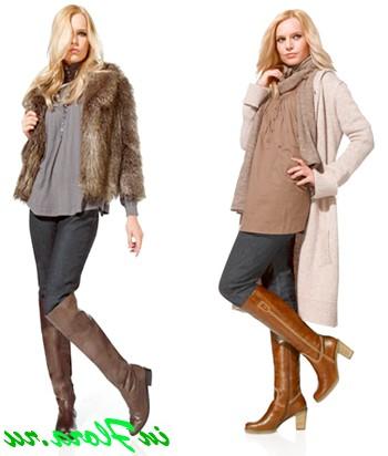 чоботи зима 2014-2015