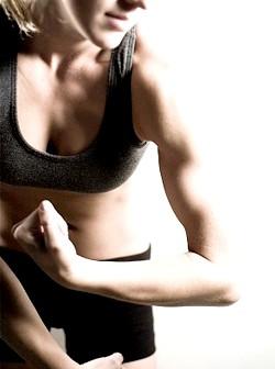 Сушка тіла, тренування, харчування