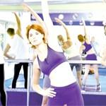 Аеробіка. Заняття аеробікою. Схуднення з аеробікою