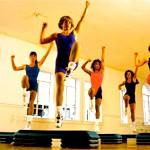 вправи степ-аеробіки
