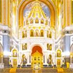 Іконостас в Храмі Христа Спасителя