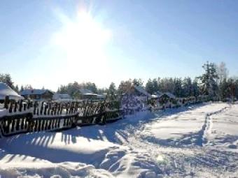 Народні прикмети зими
