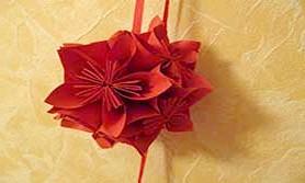 новорічні вироби своїми руками з паперу