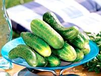 Огіркова дієта для схуднення - меню, результати, відгуки