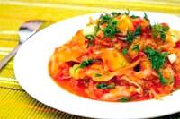 Овочеве рагу - кращі рецепти приготування