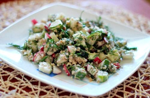 Великодні салати - найкращі рецепти салатів на Великдень