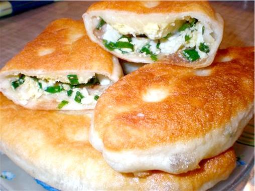 Пиріжки з яйцем - найкращі рецепти пиріжків з яйцями