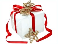 Подарунки на Новий рік 2013