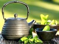 Корисні властивості зеленого чаю