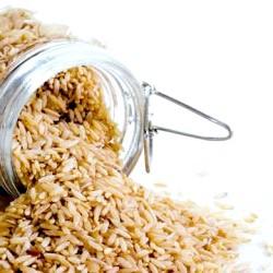 Коричневий рис - чудовий продукт, який можна використовувати для профілактики раку кишечника