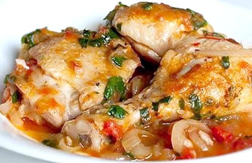 Рецепти чахохбілі з курки