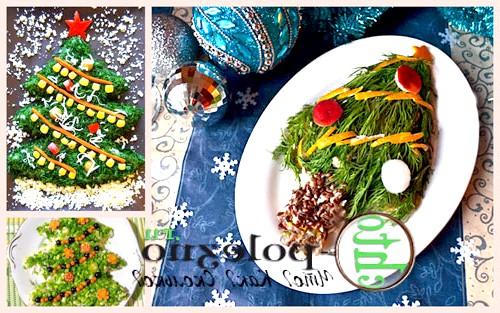 салати на новий рік