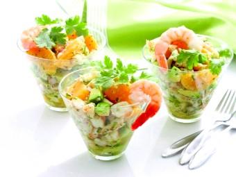 Салати з овочів: незвичайні рецепти