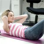 Вправи для м'язів черевного преса