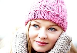 як захистити шкіру від морозів