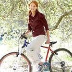 користь від їзди на велосипеді