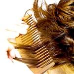 Розчісування волосся
