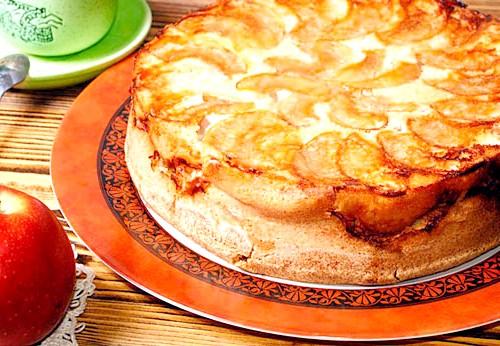 Рецепти смачних яблучних пирогів