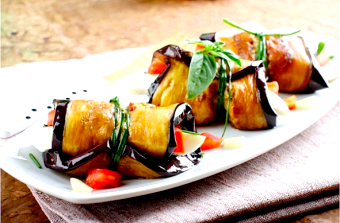 Рецепти закусок з баклажанів