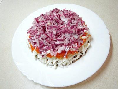 салат мімоза рецепт з фото