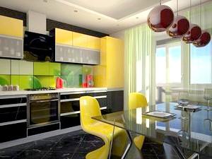 Стильна кухня - як зробити стильною кухню