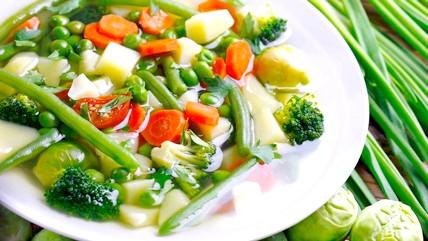 Суп для схуднення - кращі рецепти