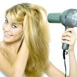 Сушка (висушування) волосся. Вибір фена. Правильне розчісування волосся