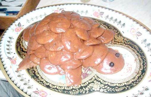 Торт черепаха - кращі рецепти приготування