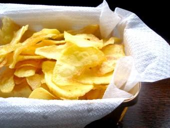 Вчимося готувати смачні та корисні чіпси в домашніх умовах
