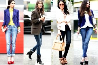 Вибираємо піджак під джинси: правила і рекомендації