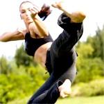 Жінки і бойові мистецтва, східні єдиноборства для жінок